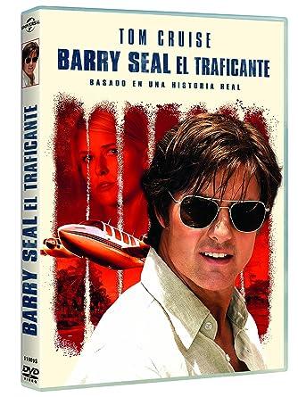 Barry Seal: El Traficante [DVD]: Amazon.es: Tom Cruise ...