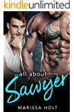 All About Sawyer (He's The One Series Book 1)