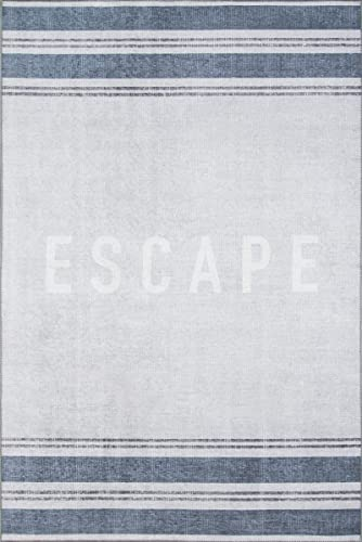 Novogratz District Collection Escape Area Rug
