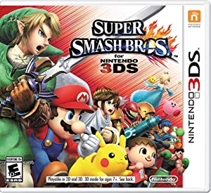 Super Smash Bros. - Nintendo 3DS