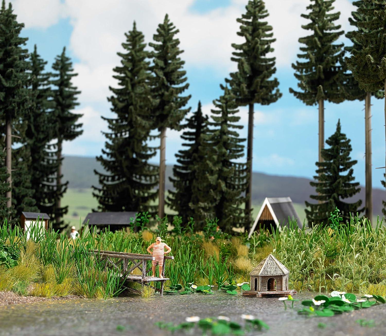 Busch Environnement BUE1267 - Modélisme - Etang Forestier Terrains