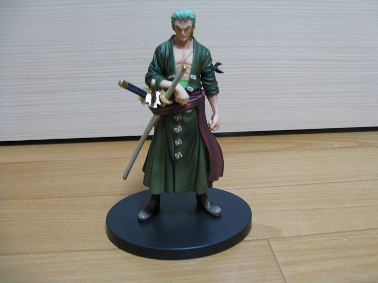 Roronoa Zoro One Piece DXフィギュアThe Grand Line Men vol。12 Banpresto unopened goods not for sale B01JLUN3EY