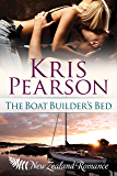 The Boat Builder's Bed: Sexy New Zealand romance (Wicked in Wellington Book 1)