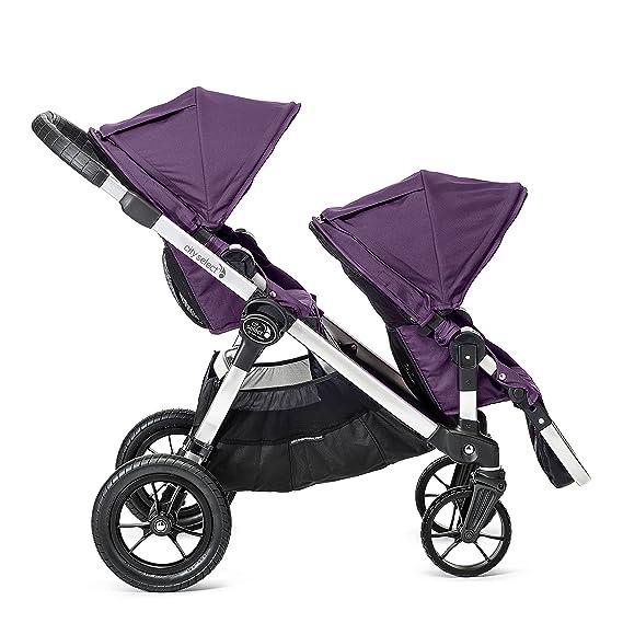 Asiento para silla de paseo Baby Jogger City Select Amethyst [BJ0140142851]: Amazon.es: Bebé