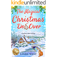 The Magical Christmas Do Over: A Small-Town Christmas Romance Novel (Christmas in Kissing Bridge) book cover