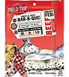 Field Trip All Natural Grass-Fed Beef Jerky, Sweet & Spicy, 2.2 Ounce (Package may vary)
