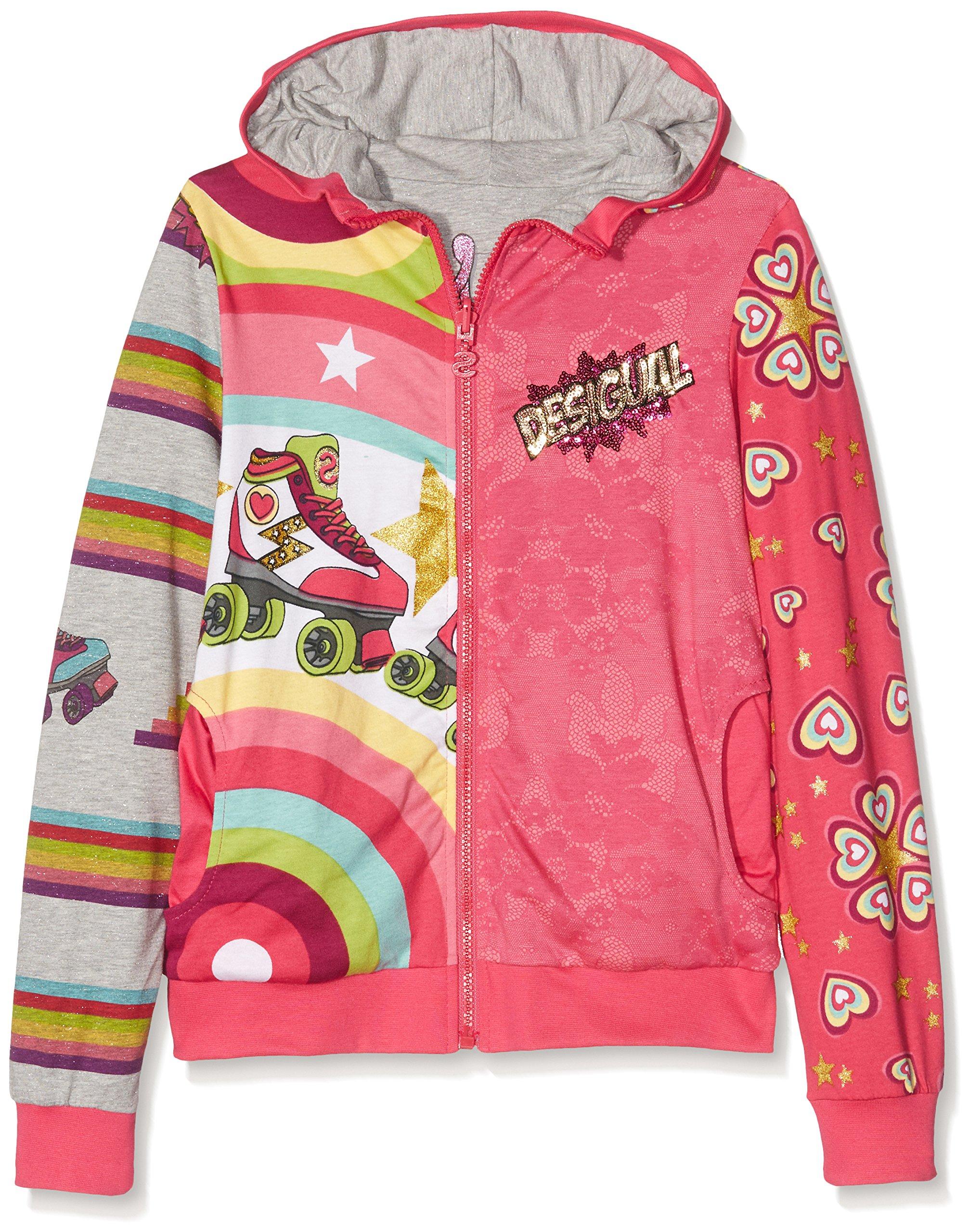 Desigual Girls' Sweatshirt Kerouak, Sizes 5-14 (9/10)