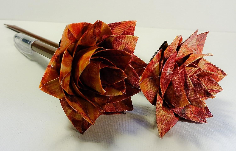 Batman Duct Tape Flower Pen
