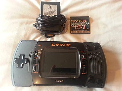 Atari Lynx II Handheld Game Console System: Amazon co uk: PC