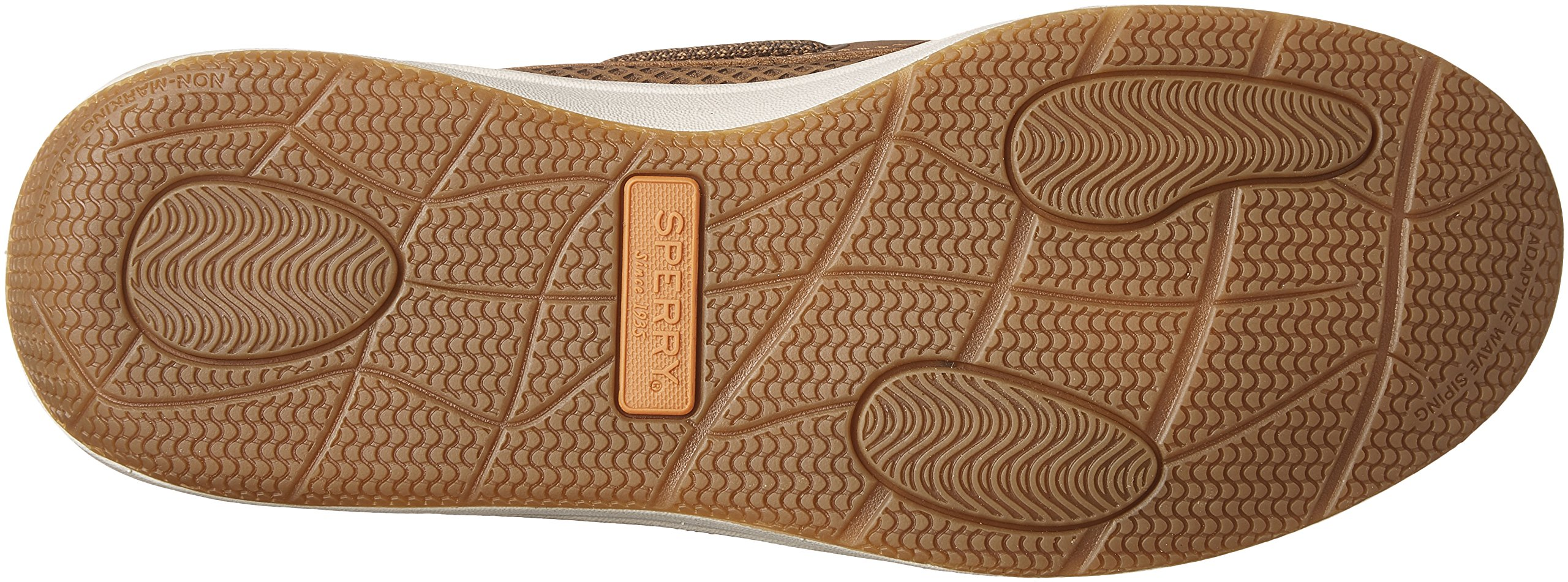 Sperry Top-Sider Men's Gamefish Slip On Boat Shoe, Dark Tan, 10.5 M US by Sperry Top-Sider (Image #3)