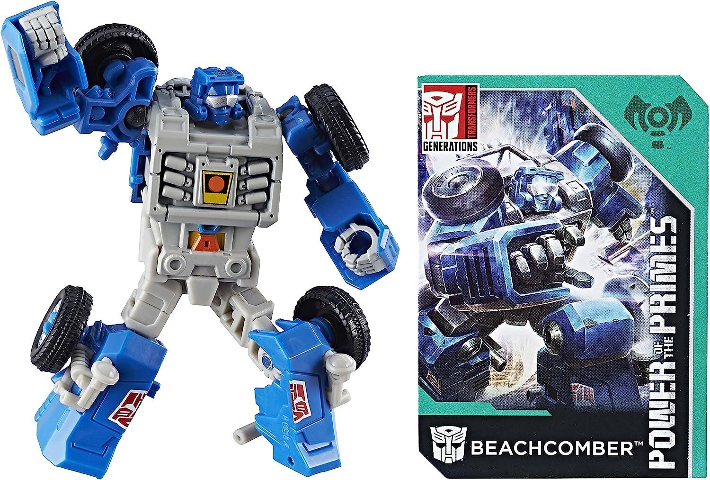Transformateurs De Puissance des primes Legends Class Beachcomber LQQK NEUF!!!