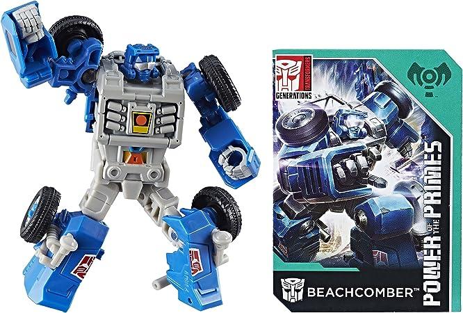 Transformers Power of the Primes Legends Class Beachcomber 16