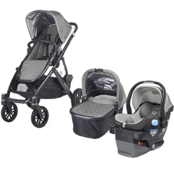 Amazon.com : UPPAbaby 2015 Vista Travel System : Baby