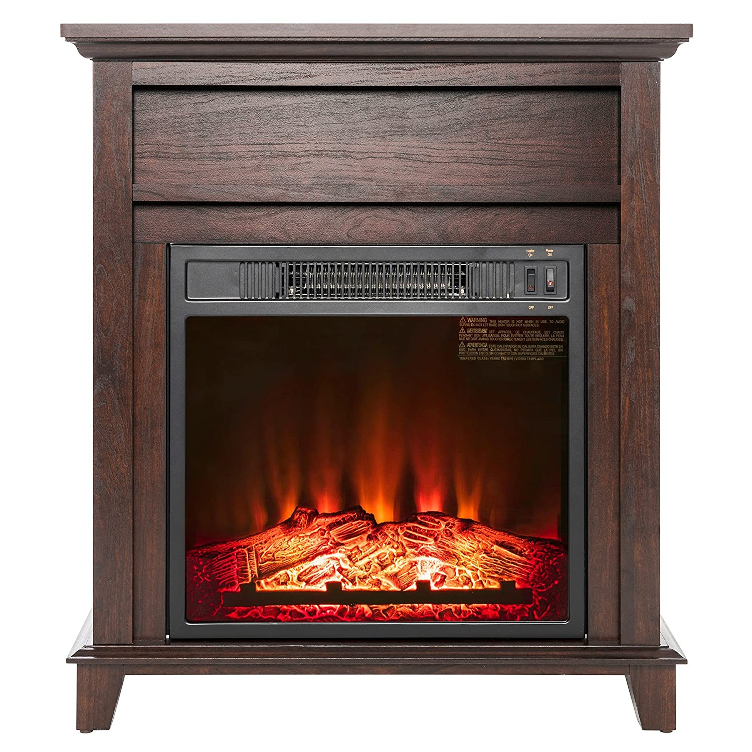 AKDY Electric Firebox Fireplace Review