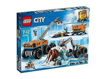 Lego City Mobile Arktis Forschungsstation 60195 Kinderspielzeug