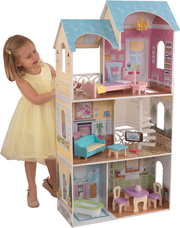 "KidKraft My Cozyドールハウス12 "" Dolls House"
