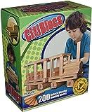 CitiBlocs 200-Piece Wooden Building Blocks