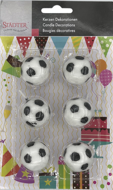 6 Velas Balones de * * para fiestas de cumpleaños y temática ...