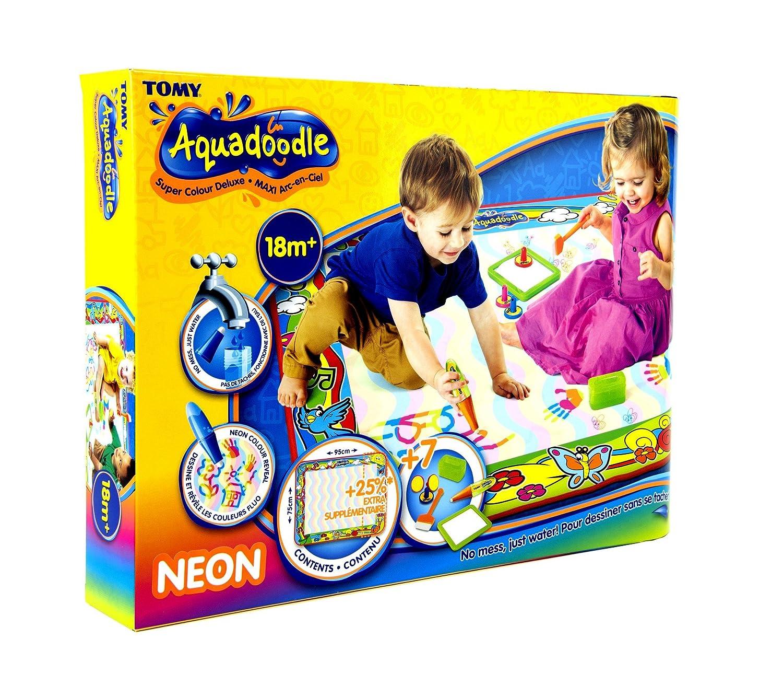 Tomy Aquadoodle Super Colour Deluxe Children S Drawing Mat