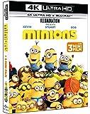 Minions (Blu-Ray 4K Ultra HD + Blu-Ray)