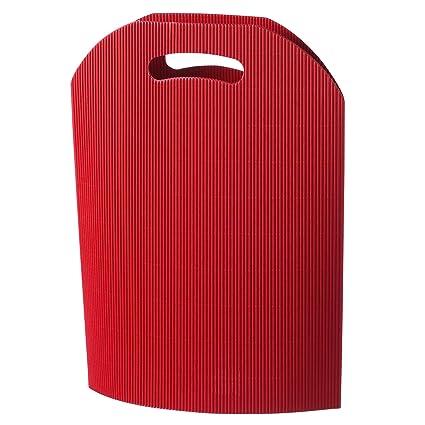 Susy Card 11276847 - Bolsa de regalo, color rojo: Amazon.es ...