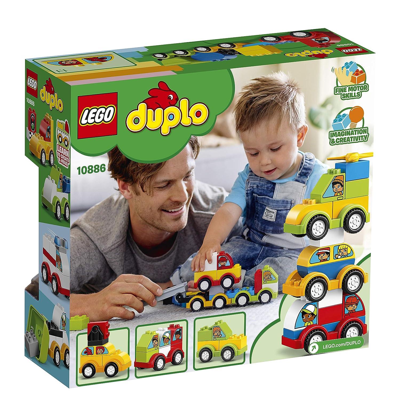 314871-LEGO-Duplo-I-miei-primi-veicoli-10886-B00EDTCHJ6 miniatura 9