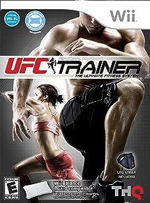UFC Personal Trainer - Nintendo Wii: Video Games - Amazon com