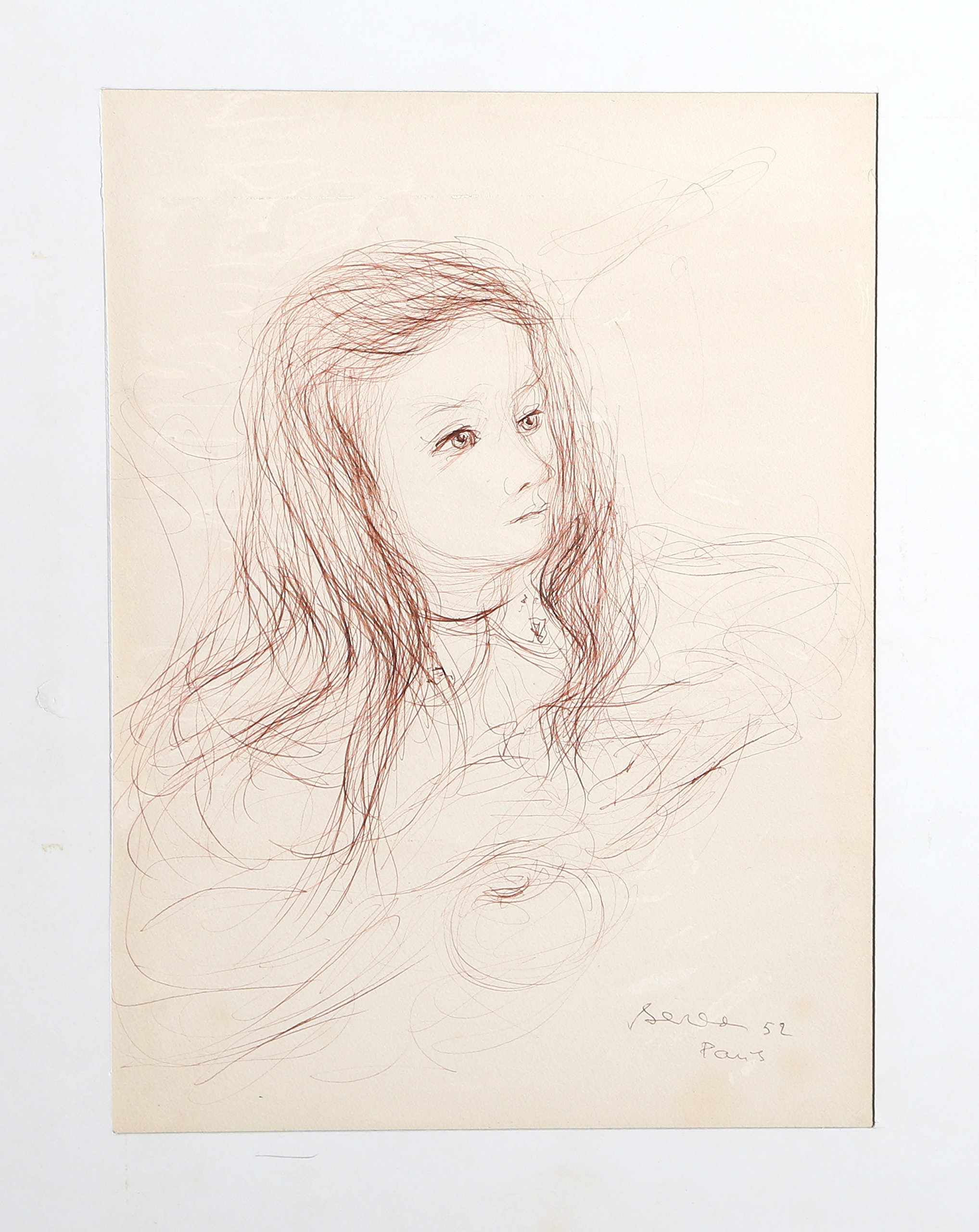 Portrait of a Girl - 9