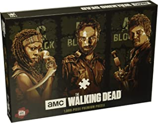 USAopoly The Walking Fight The Dead. Fear The Living Puzzle (1000 Piece)