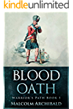 Blood Oath (Warrior's Path Book 1)