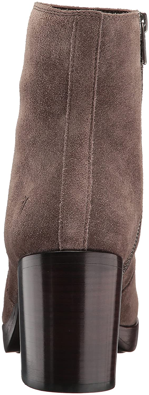 FRYE Women's Joan Campus Short Boot B01MSZQDY1 9 B(M) US|Elephant Soft Oiled Suede