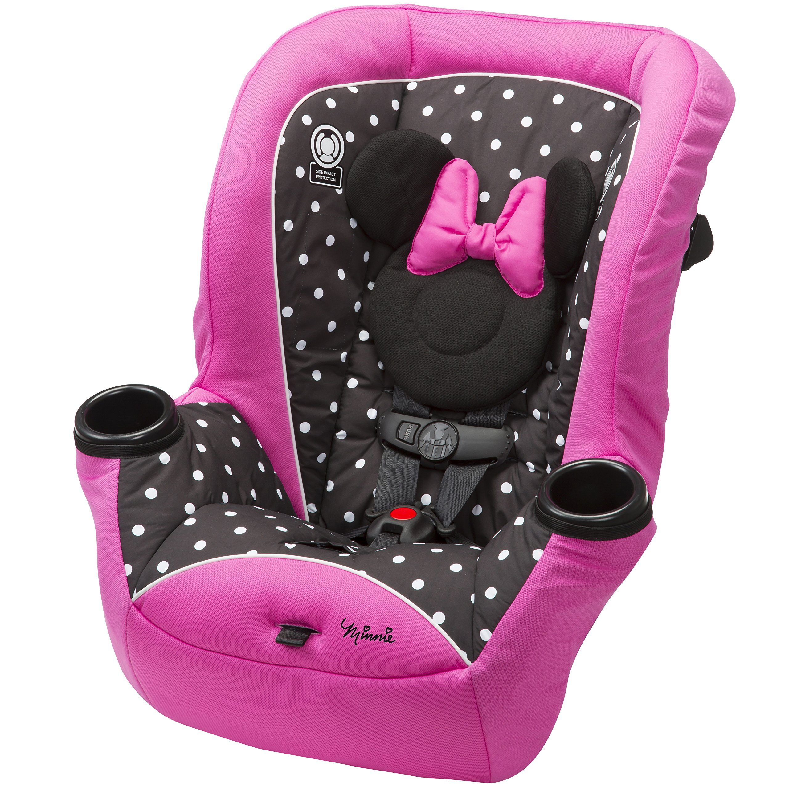 Disney Baby Apt 40RF Convertible Car Seat Simple Dot Minnie