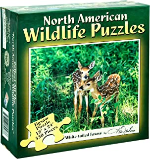 product image for Channel Craft American Wildlife Fawn 550 Piece Jigsaw Puzzle