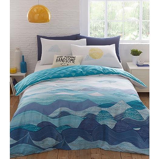 Ben de lisi home multicoloured printed malibu bedding set ben ben de lisi home multicoloured printed malibu bedding set gumiabroncs Images