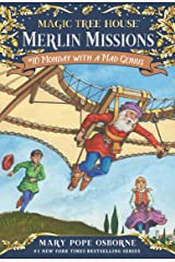 Magic Tree House #38: Monday with a Mad Genius (A Stepping Stone Book(TM)) (Magic Tree House (R) Merlin Mission) Paperback