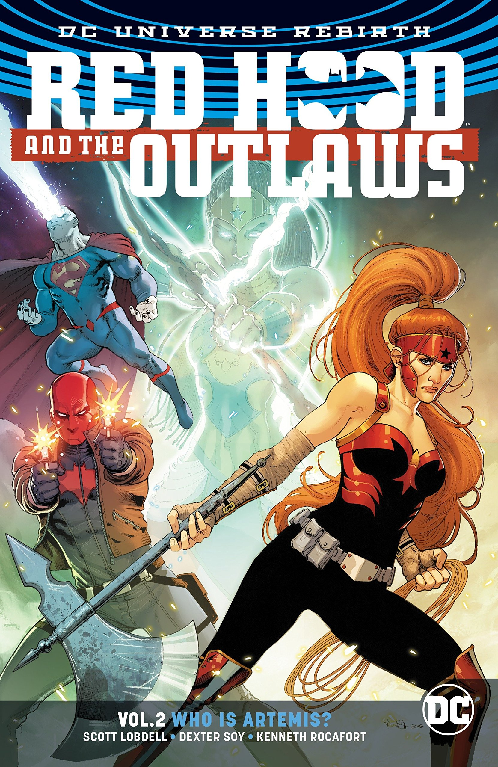 Red Hood and the Outlaws Vol. 2: Who Is Artemis? (Rebirth) (Red Hood and the Outlaws: Rebirth) ebook