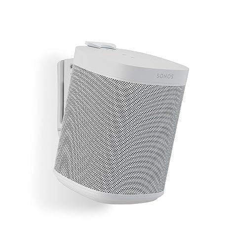 Flexson Wandhalterung für Sonos One und Sonos PLAY:1 - Single Weiß