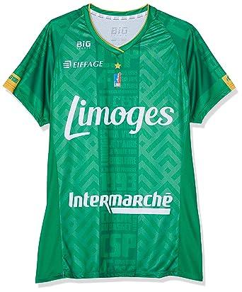 Limoges CSP - Camiseta de Baloncesto Oficial para niño 2018-2019 ...