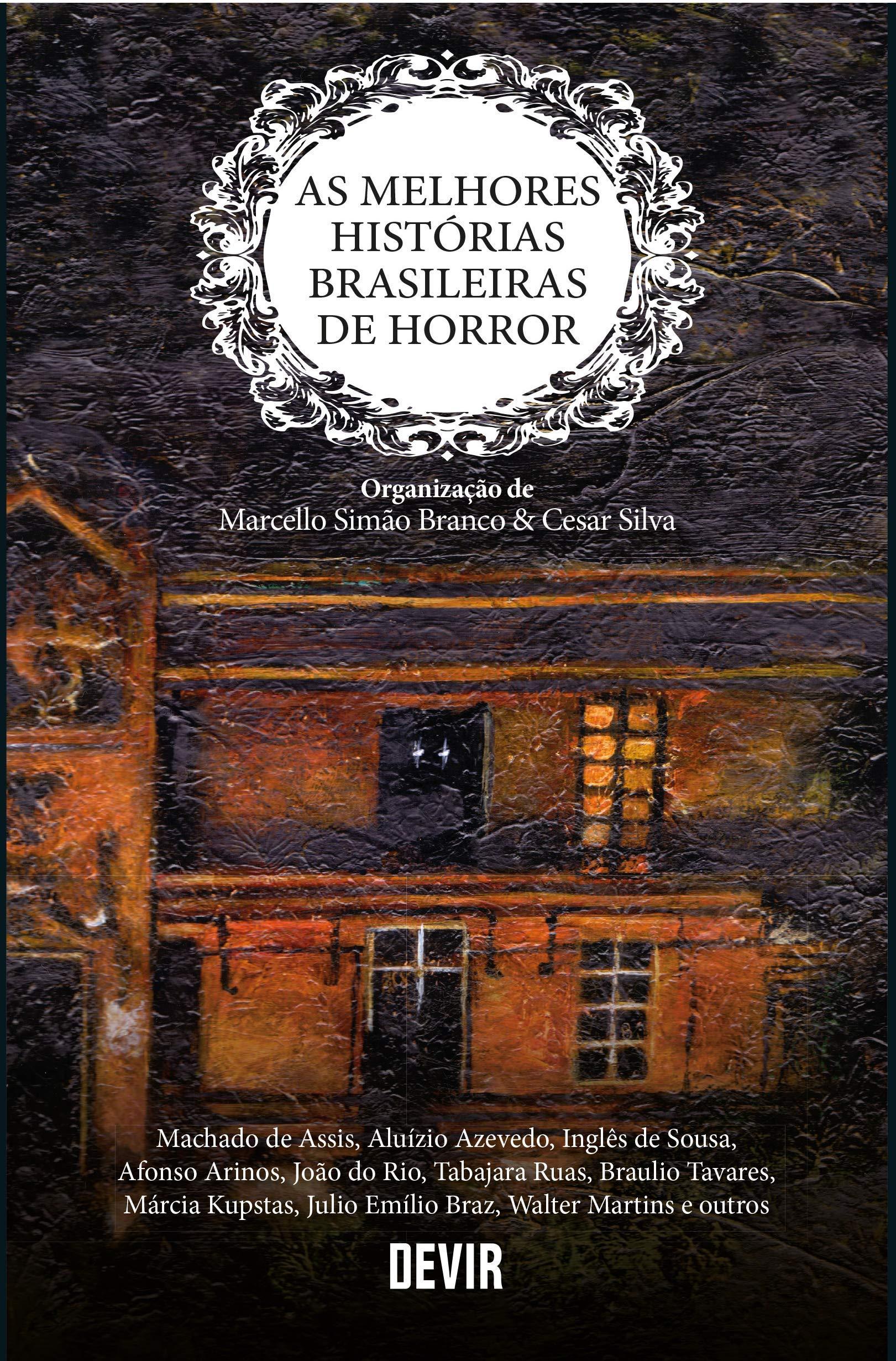 As Melhores Histórias Brasileiras de Horror | Amazon.com.br