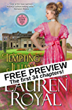 Tempting Juliana: Free Preview — The First 34 Chapters (Regency Chase Family Series)