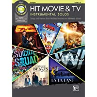 Hit Movie & TV Instrumental Solos: Songs and Themes from the Latest Movies and Television Shows (Trumpet) (Book & CD)