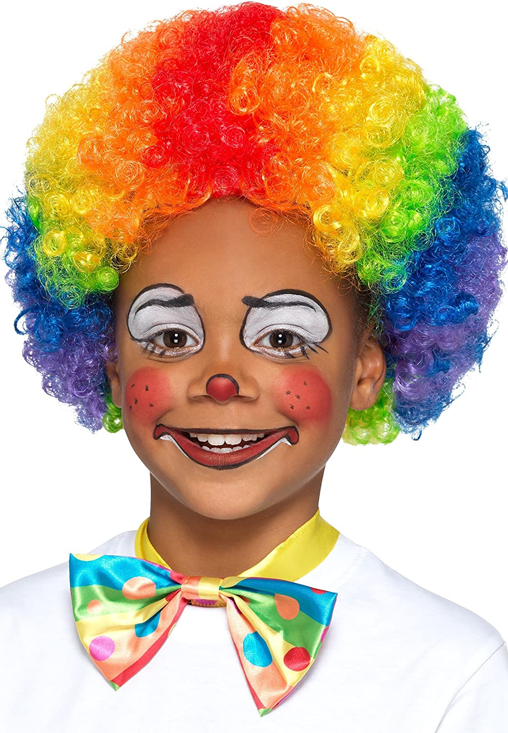 Clown Child Wig