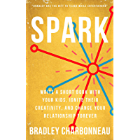 Spark: Write a short book with your kids, ignite their creativity, and change your relationship forever (Repossible Book 3) (English Edition)