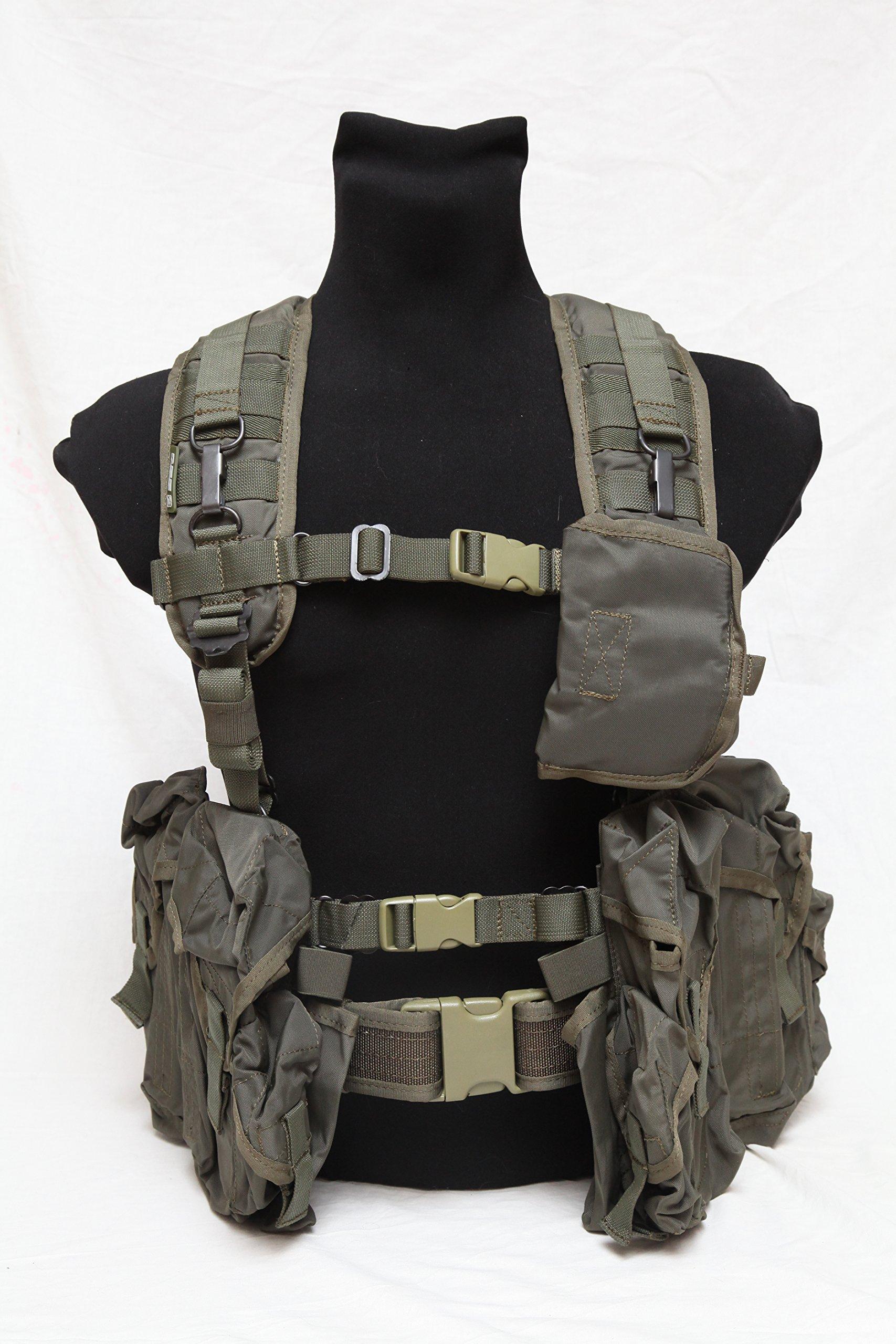 Russian army spetsnaz SPOSN SSO Smersh AK assault vest gear set by SSO/SPOSN