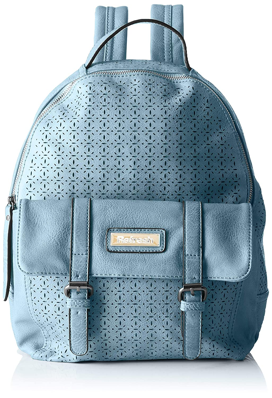 Refresh 83195、女性用Bolso mochila、ブルー(ジーンズ)、26 x 31 x 14 cm(W x HL) B07JX9MKVB