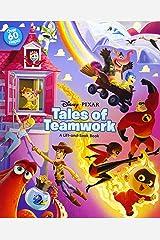 Disney*Pixar Tales of Teamwork: A Lift-and-Seek Book Board book