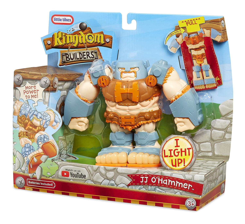 little tikes Kingdom Builders Deluxe Figure Asst - Figuras ...
