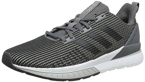 adidas Questar Tnd, Scarpe da Fitness Uomo, Nero (Negbás/Negbás/Rojbas 000), 44 EU