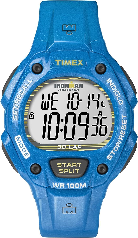 Timex T5K685SU - Reloj Digital de Cuarzo para Hombre con Correa de ...