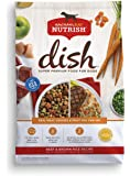 Rachael Ray Nutrish Dish Super Premium Dry Dog Food with Real Meat, Veggies & Fruit